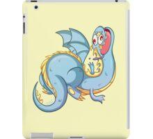 Derpy Dragon iPad Case/Skin