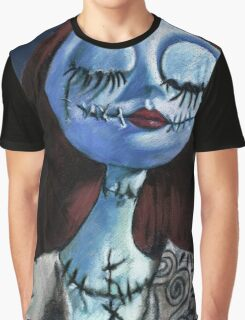 The Nightmare before Christmas - Sally Graphic T-Shirt