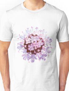 Ball of flowers Unisex T-Shirt