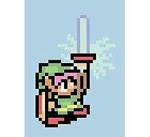 The Pixel of Zelda Photographic Print