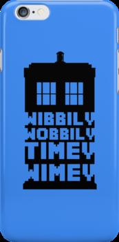 Wibbily Wobbily Timey Wimey by Frazer Varney