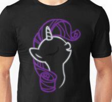 Neon Rarity Outline Unisex T-Shirt