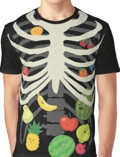 Eating healthy Graphic T-Shirt