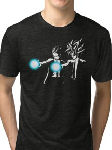 DBZ Fiction Tri-blend T-Shirt