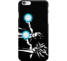 DBZ Fiction iPhone Case/Skin