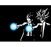 DBZ Fiction Photographic Print