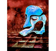 Cyberman 3  Photographic Print