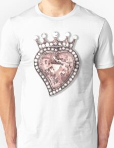 Beloved Pearly Heart T-Shirt