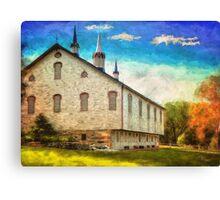 Centennial Barn Canvas Print