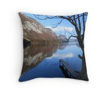 Lake Bohinj, Slovenia Throw Pillow