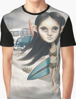 The Last Day of Summer Graphic T-Shirt
