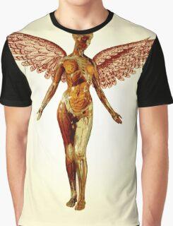 Nirvana T Shirt In Utero Graphic T-Shirt