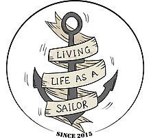 Life Sailor Photographic Print