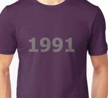 DOB - 1991 Unisex T-Shirt