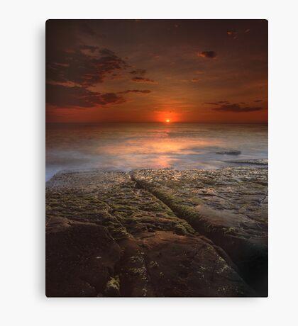 """The Darkest Days"" ∞ Merimbula, NSW - Australia Canvas Print"