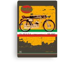 mondial cafe racer Canvas Print