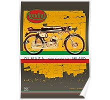 mondial cafe racer Poster