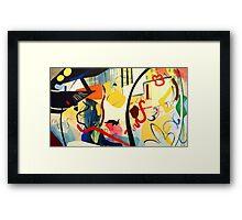 Abstract Interior #6 Framed Print
