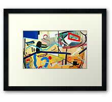 Abstract #13 Framed Print
