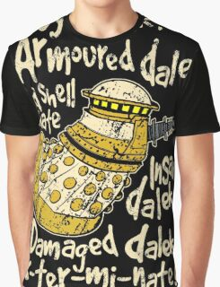 SPECIAL WEAPONS, SOLID SHELL OF HATE Graphic T-Shirt