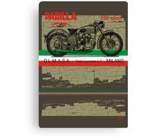 Parilla 250 Sport Canvas Print