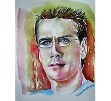 Wesley (Alexis Denisof)featured in The Group Photographic Print