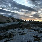 """West coast winter sky"" - Paternoster - South Africa by Sandy Beaton"
