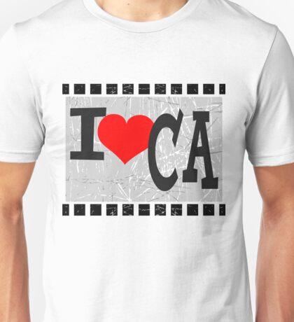 I love California Unisex T-Shirt