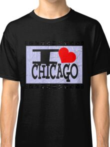 I love Chicago Classic T-Shirt