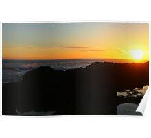 Schanck Sunset Poster