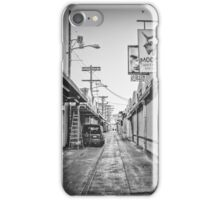 Los Angeles: The Alleys iPhone Case/Skin