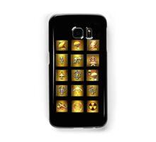 Modern Warfare Killstreak-App style Design Samsung Galaxy Case/Skin