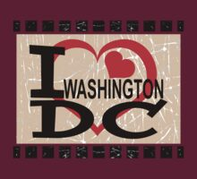 I love Washington, D.C by Nhan Ngo