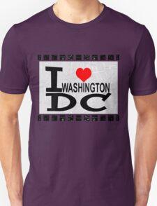 I love Washington, D.C Unisex T-Shirt