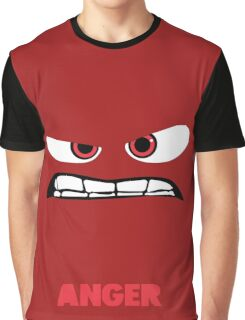 Inside Out of Anger Graphic T-Shirt