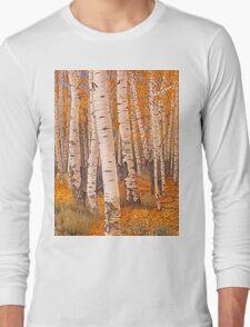 Autumn Eyes Long Sleeve T-Shirt