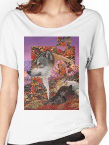 Alaska Dreaming Women's Relaxed Fit T-Shirt