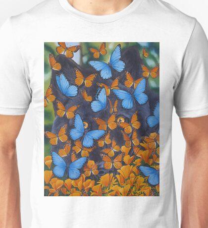 Autumn Butterflies Unisex T-Shirt