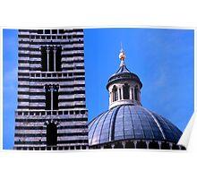 Duomo, Siena Poster