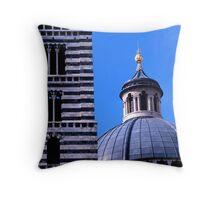 Duomo, Siena Throw Pillow