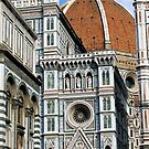 Duomo, Florence. by Malcolm Clark