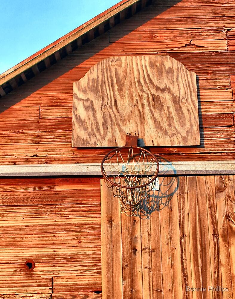 Barn Hoops by Bonnie Phillips