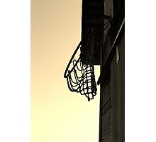 Hoop Dreams in Indiana Photographic Print