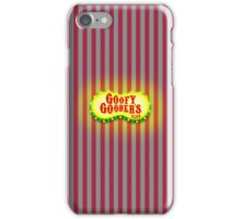 Goofy Goober's Club! iPhone Case/Skin