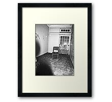 'Scream'  Framed Print