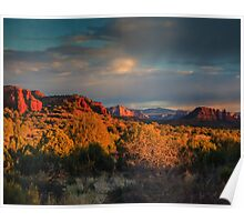 Nature: Sedona West Poster