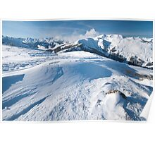 Maurerkogel, Zell am See, Austria Poster