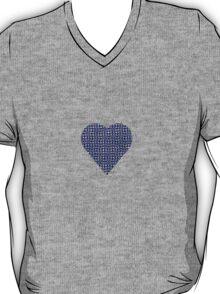 halftone heartblue T-Shirt