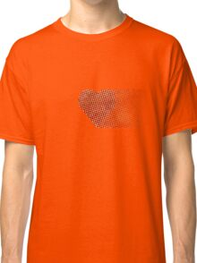 halftone heartfade Classic T-Shirt