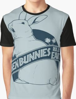 When Buns Ruled the Earth Graphic T-Shirt